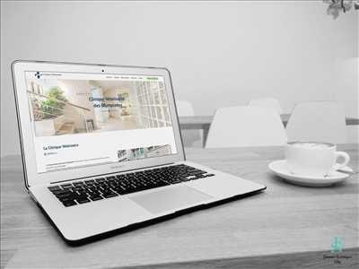 Exemple créateur de site freelance n°237 zone Nord par Emilia Webdesign
