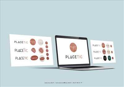 Exemple créateur de logo freelance n°393 zone Puy de Dôme par Laure