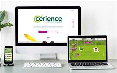 Exemple créateur de site freelance n°417 zone Loire-Atlantique par Christelle